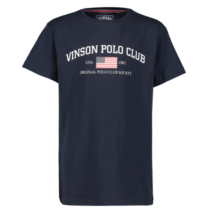 Vinson Polo Club Henley Tee Junior