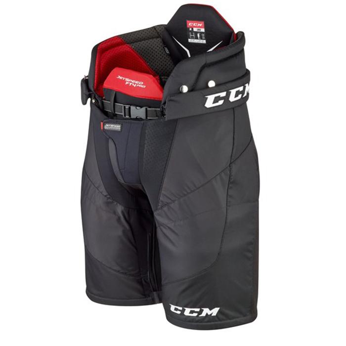 CCM Jetspeed FT4 Pro Velcro Sr