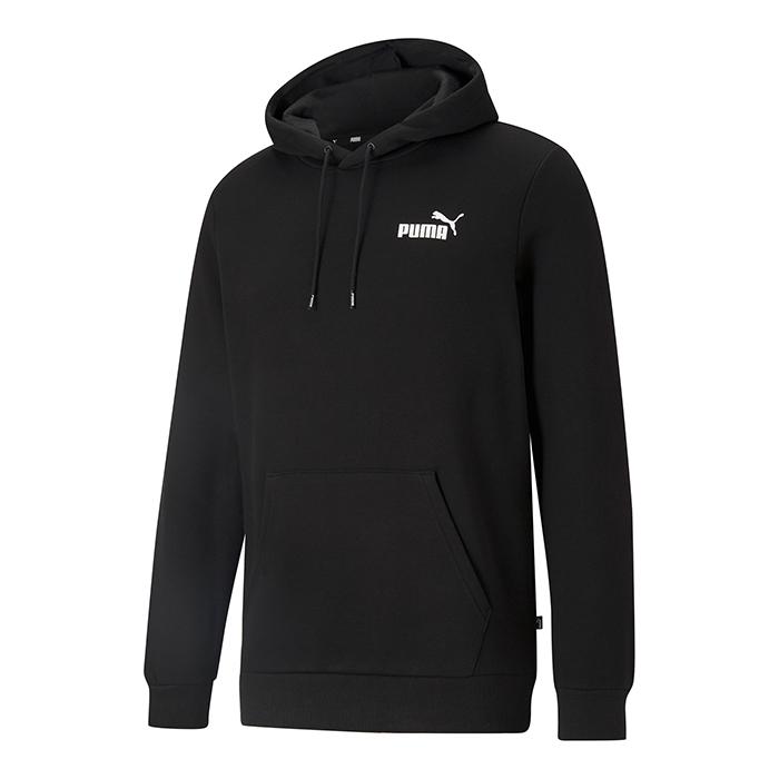 Puma Essentials Small Logo Hoodie FL M