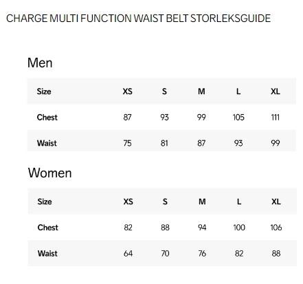 Craft Charge Multi Function Waist Belt