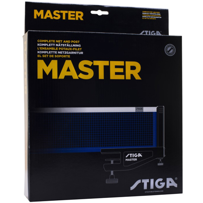 Stiga Net And Post Master
