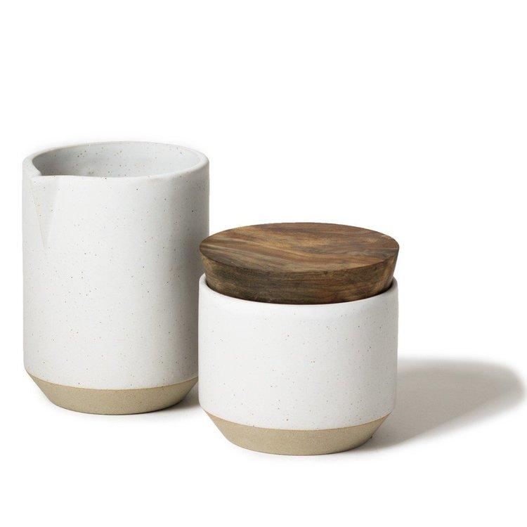 Keramik - Socker set
