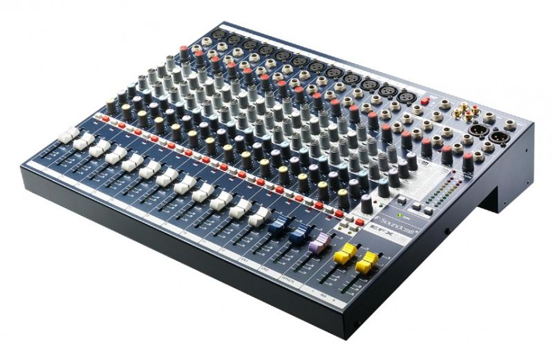 mixerbord - audiodelight