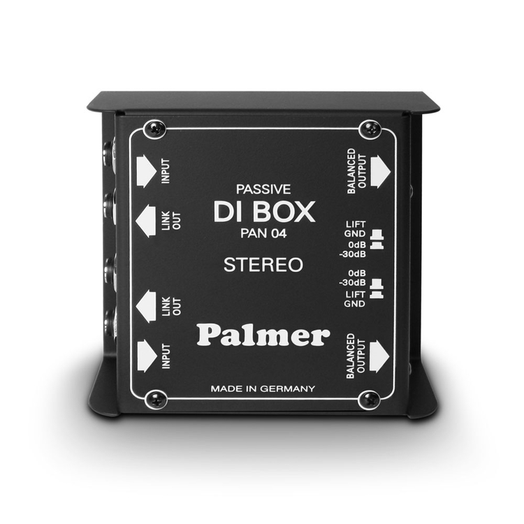 Palmer Pro PAN 04