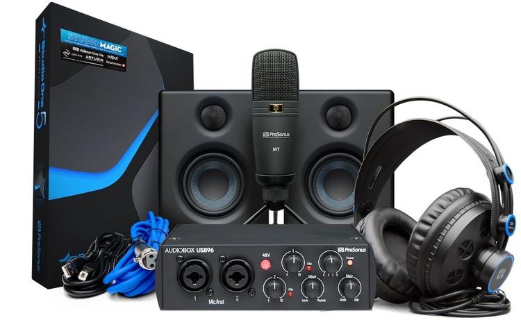 AudioBox Studio Ultimate Bundle 25th Ann Edition