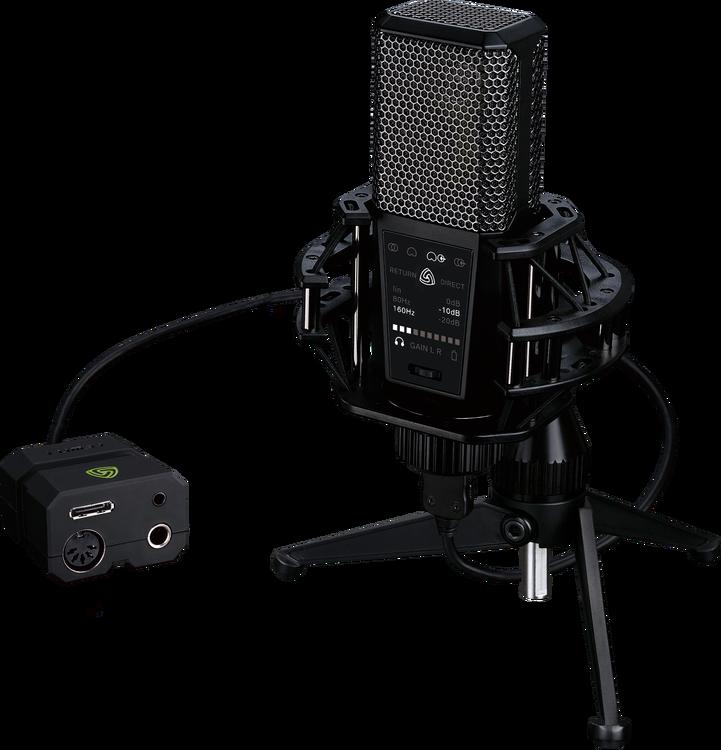 Lewitt DGT 650 USB Stereo Microphone