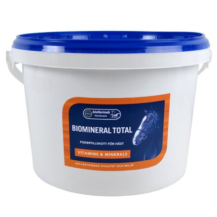 BioMineral Total 3,6 kg
