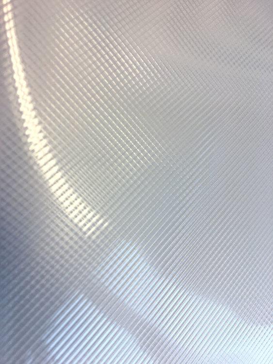Vakuumrullar, Räfflade. 2x6m