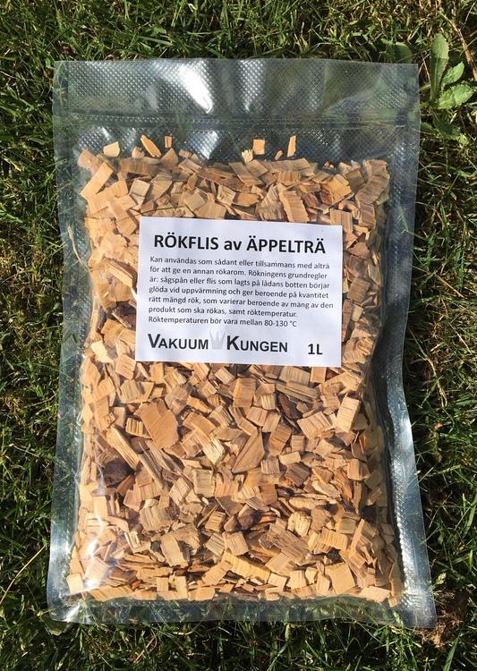 Rökspån & Rökflis 2 liter
