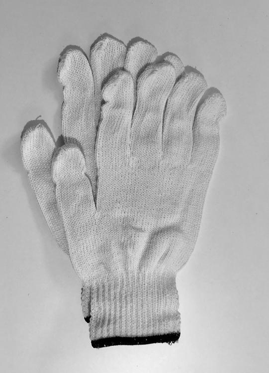 Slakt Handske