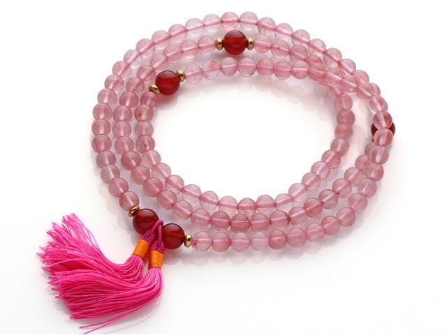 Armband / Halsband Fantastic Rosa