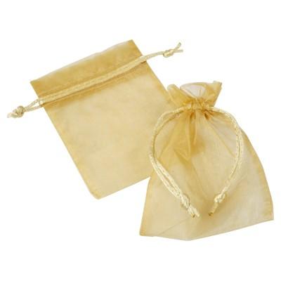 Presentpåse - Guld