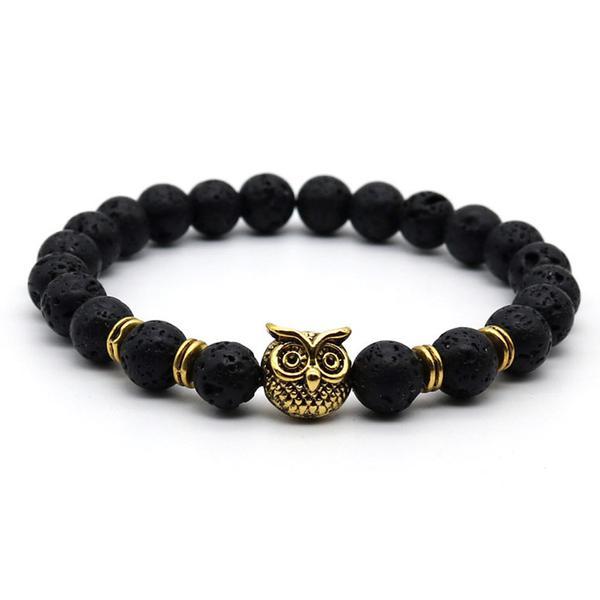 Owl Head Gold Black(Rea)