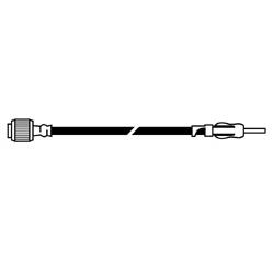 Anslutningskabel AUKAB150/12,5 1,25 cm