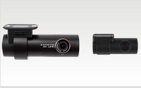 BLACKVUE Bilkamera DR900X-2CH 32 GB NORDIC 4K
