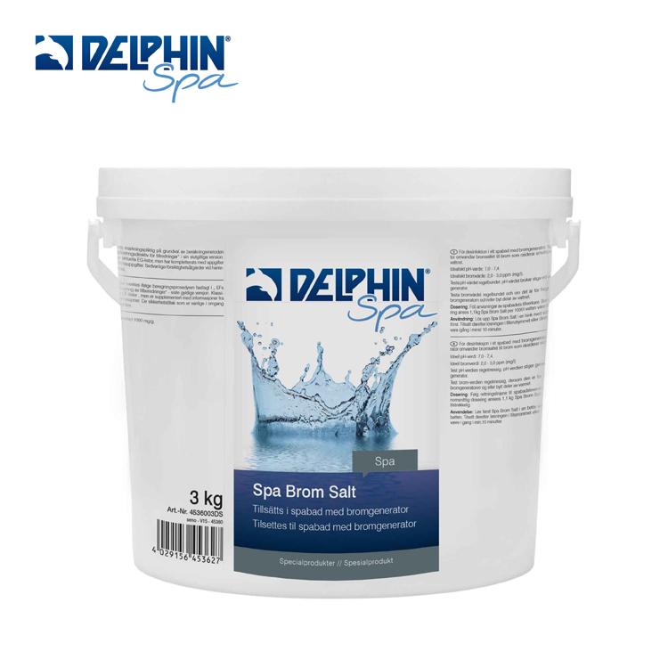 Delphin Spa Brom Salt 3 kg