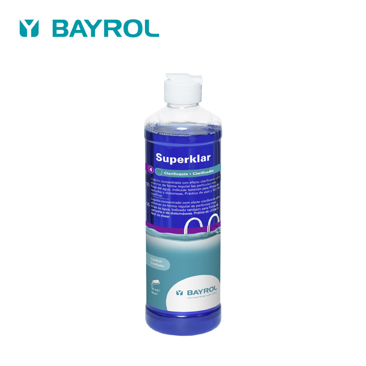 Superklar Bayrol 0,5 liter