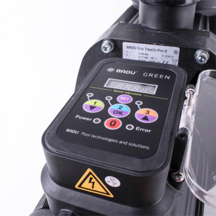 Poolpump Badu Eco Touch Pro 0,75 kW