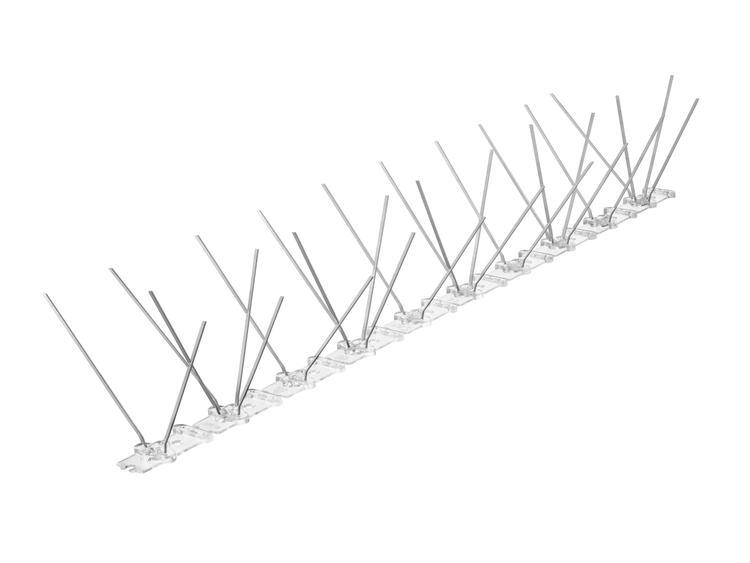 Fågelpiggar  V-typ 50 meter.  Erbj från 12/7 till slut på lagret