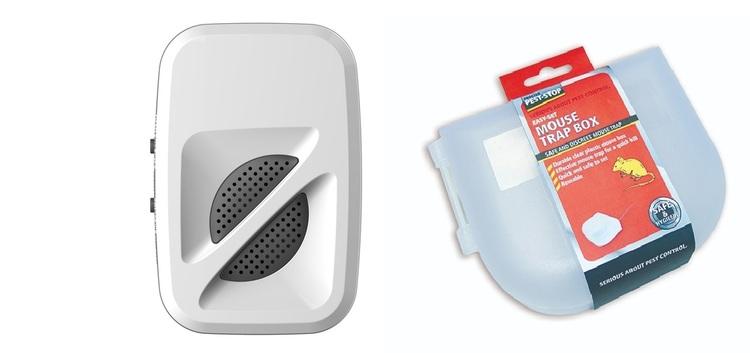 Musskrämma 370 kvm + 1 musfälla låda. Erbj till slut