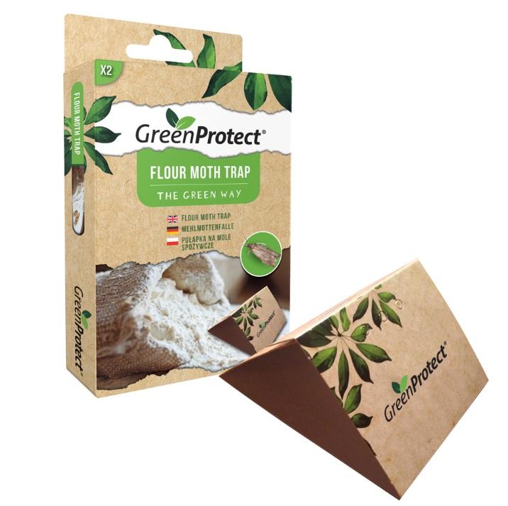 Mjölmalsfälla, GPFMT. Flour moth trap. Ord pris 149 kr