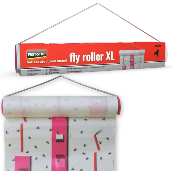 Flugpapper XL, Fly Roller XL, Storsäljare