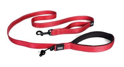 EZYDOG koppel soft trainer röd 181 cm traffic control