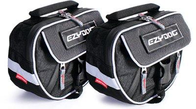 EZYDOG Saddle bags par S reflex