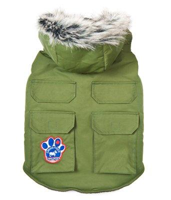 Canada Pooch Everest Explorer Militärgrön