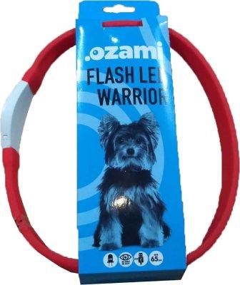Halsband Flash Led Warrior 65 cm