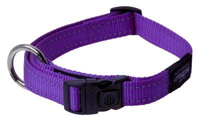 Rogz Halsband Utility LILA