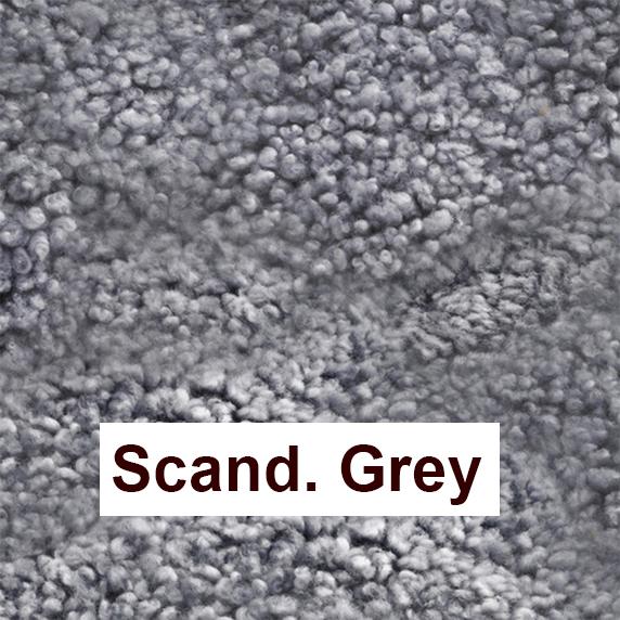Fårskinnsfäll  Sahara / Scand. Grey