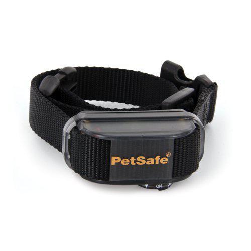 Antiskallhalsband för hund vibrerande
