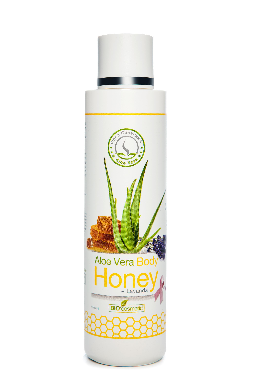 Aloe & Honey Bodylotion