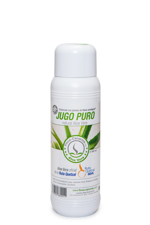 Kallpressad Jugo Puro Aloe Vera