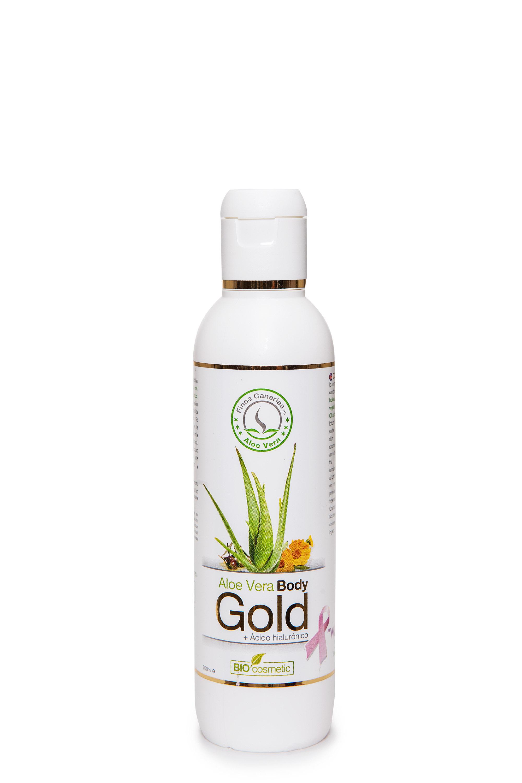 Gold Gel Body Lotion