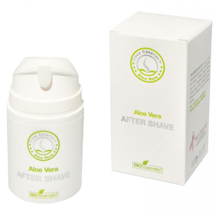 Aftershave Aloe Vera