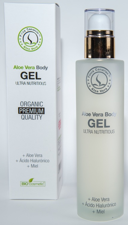 Lyxig Aloe Vera Body GEL - ultra nutritious