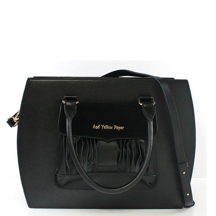 DENISE_1 BUSINESS BAG BLACK
