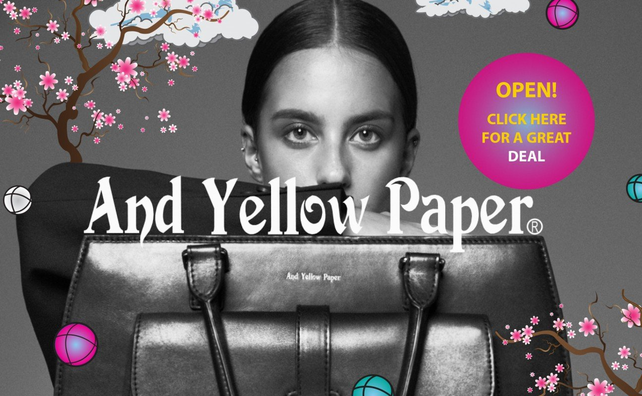 And Yellow Paper Store