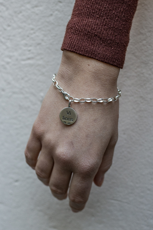 """We exist"" Bracelet"