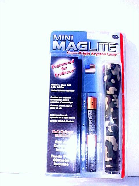 Maglite mini