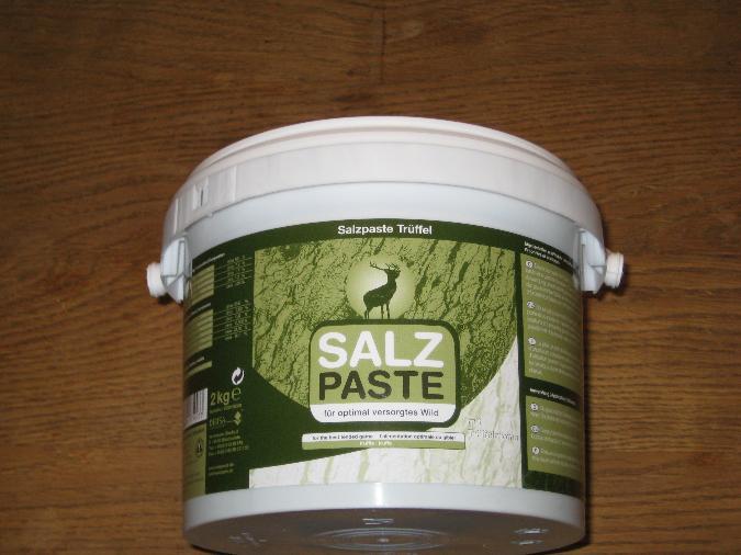 Saltpasta Tryffel 2 kg