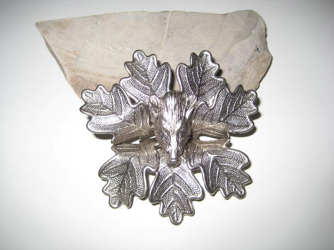 Silverlöv vildsvin