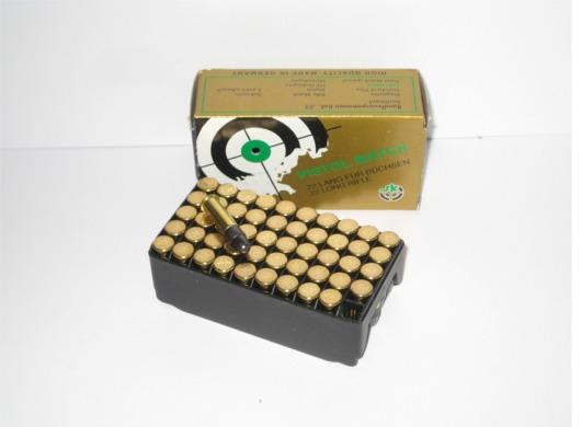 Pistol Match 22LR