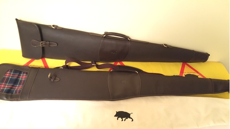 Vapenfodral läder