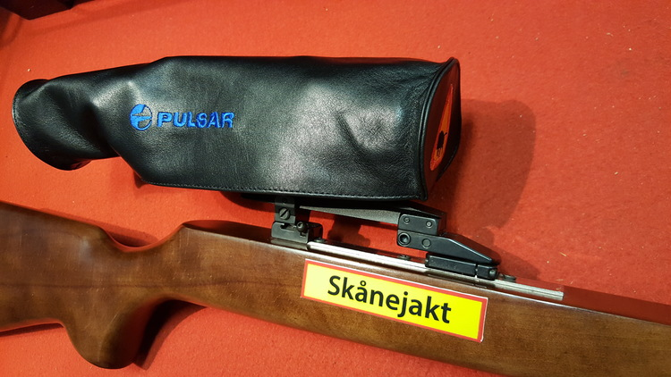 Kikarsiktesfodral Ultra N355