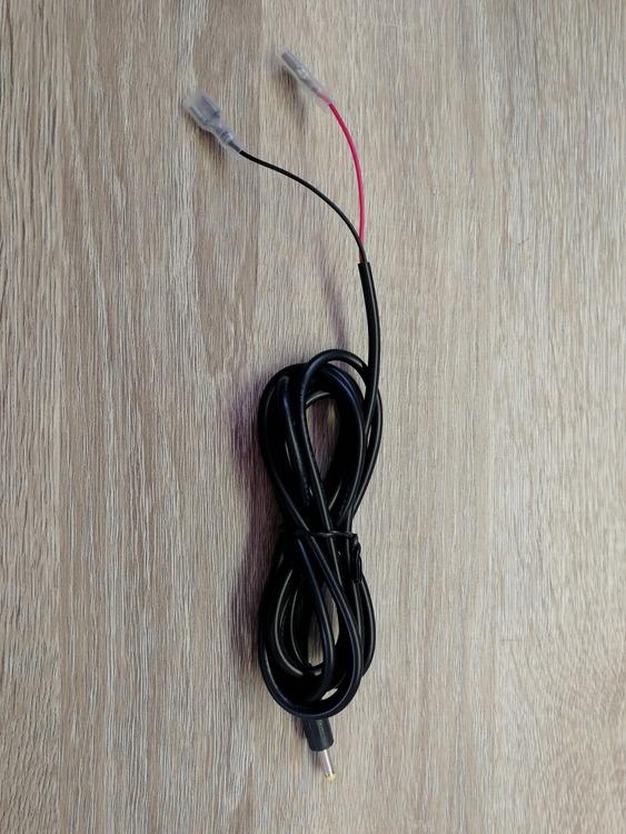 6v kabel till åtelkamera
