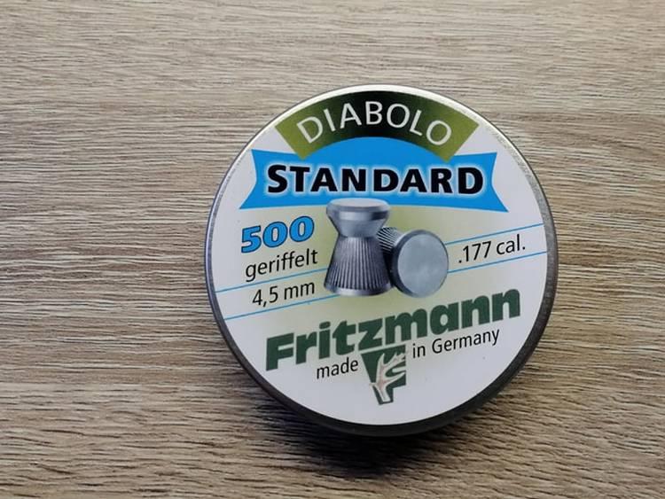 Standard diaboler 4.5mm