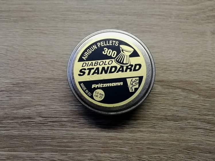 Standard diaboler 5.5mm